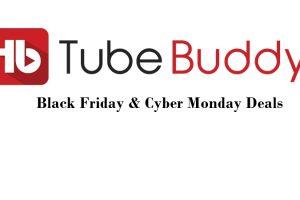 tubebuddy black friday deals