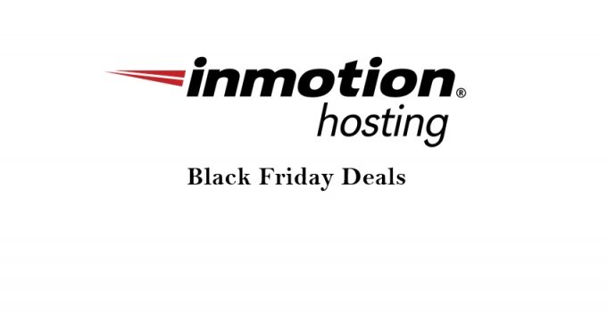 inmotion black friday deals