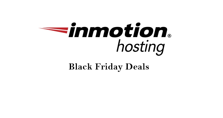 inmotion black friday deals