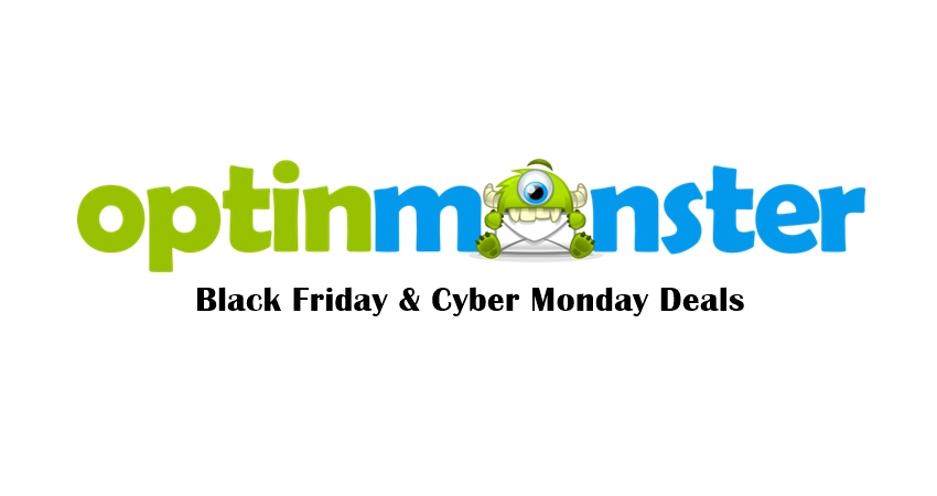 optinmonster black friday deals