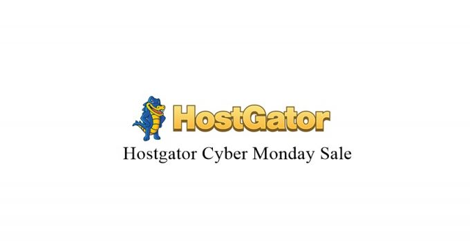 hostgator cyber monday deal